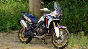 Honda Africa Twin DCT: Complément d'enquête!