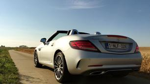 Mercedes SLC 200: de SLK is niet meer, lang leve de SLC!