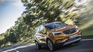 Opel Mokka X : Facelift maousse costaud !