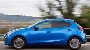 Mazda 2 1.5 diesel: een plek onder de (rijzende) zon
