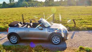 Mini Cooper D Cabriolet: heiligschennis?