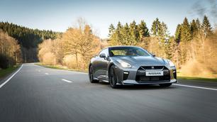 Nissan GT-R: een fris gezicht voor Godzilla