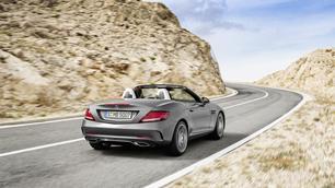 Mercedes SLC 250d: heerlijk ontspannen