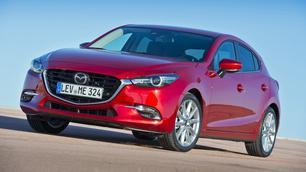 Mazda 3 (2017): aangescherpt!