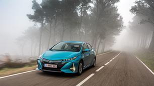 Toyota Prius Plug-In : 1 l/100 km, record battu !