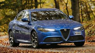 Alfa Romeo Giulia Veloce: de burgerlijke sportieveling