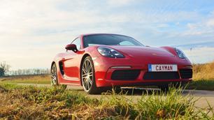 Porsche 718 Cayman: een stap terug, twee vooruit?