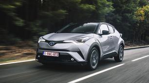 Toyota C-HR: de Japanse Transformer