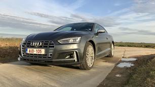 Audi S5 2017: de ijzeren hand in de fluwelen handschoen
