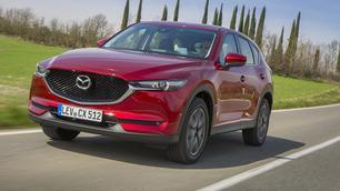 Mazda CX-5: geruisloze evolutie