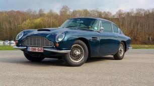 Aston Martin DB6 1965: wat een stamboom!