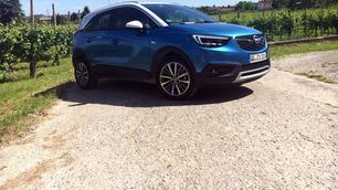 """Opel Crossland X: zeg niet """"SUV"""" maar """"crossover"""""""