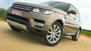 Range Rover sport 2.0D: ook met viercilinder