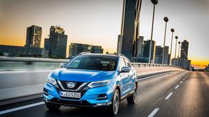 Nissan Qashqai 2017: vertrouwensband
