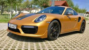 Porsche 911 Turbo S Exclusive Series: de ultieme 911!
