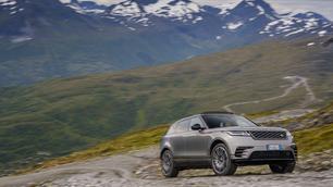 Range Rover Velar: een stijlvolle prik