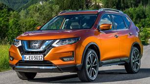 Nissan X-Trail 2017: een facelift voor de zomer