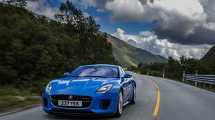 Jaguar F-Type 4-cilinder: less is more? (+VIDEO)