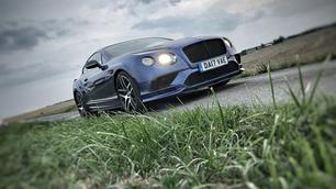 Bentley Continental Supersports: zwanenzang met 710 pk