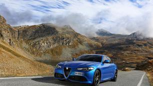 Alfa Romeo Giulia Veloce 2.2 Diesel: sportieve elegantie