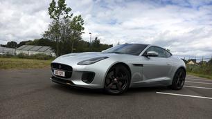 Jaguar F-Type 400 Sport: tussentijds schouderklopje