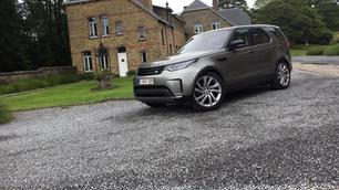 Land Rover Discovery: het Zwitserse zakmes