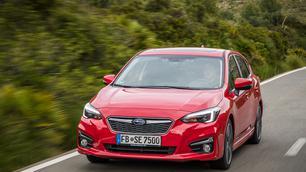 Subaru Impreza: de grote terugkeer (+ video)