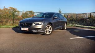 Opel Insignia Grand Sport 1.6 CDTI Ecotec D 136: dagelijks inzetbaar