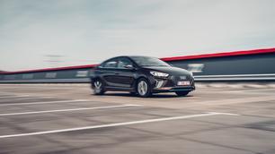 Hyundai Ioniq Plug-in Hybrid: drie in één klap