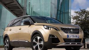 Peugeot 5008 1.2 PureTech: Uitmuntend