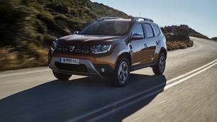 Dacia Duster: meer dan ooit een SUV