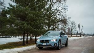 Subaru XV: in alle bescheidenheid