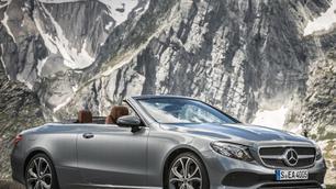 Mercedes E 220D Cabriolet: avontuur op sloffen