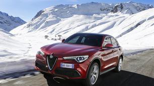 Alfa Romeo Stelvio 2.2 diesel 210 Q4: sportieve SUV