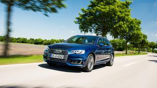 Audi A4 Avant g-tron: volgas vooruit