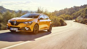 Renault Mégane R.S.: Agile!!