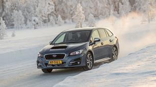 Subaru Outback en Levorg (2018): Bijbenen