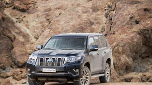 Toyota Land Cruiser: Recette de grand-mère