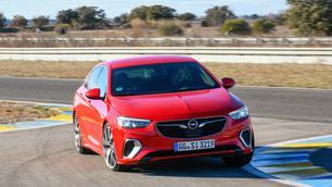 Opel Insignia GSi: voor gehaaste gezinnen