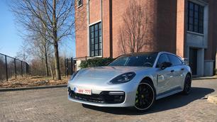 Rijtest: Porsche Panamera Turbo S E-Hybrid Sport Turismo: what's in a name?