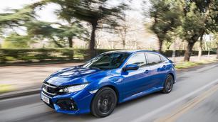 Essai: Honda Civic i-DTEC, place au diesel !