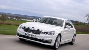Getest: BMW 530e, gespierd geruisloos