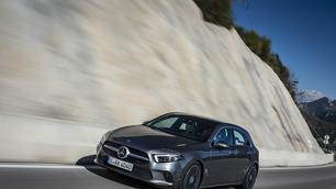 Getest: Mercedes A-Klasse (2018): Hey Mercedes!