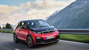 Rijtest: BMW i3s Range Extender, futuristisch sportief