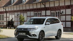 Rijtest: Mitsubishi Outlander PHEV, aanloop naar de toekomst