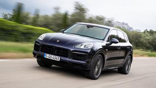 Getest: Porsche Cayenne E-Hybrid, de KERS op de taart
