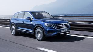 Essai : Volkswagen Touareg, ses débuts en Premium