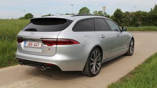 Rijtest: Jaguar XF Sportbrake 30d, moet het nog meer zijn?