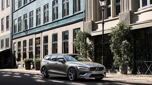 Getest: Volvo V60, de ambitieuze gezinsvriend
