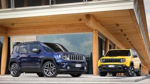 Getest: Jeep Renegade, de kleine Jeep wordt gedownsized